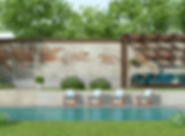 garden-with-large-pool-3FRYTJE.jpg