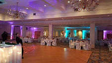 Pittsfield MA Event Lighting