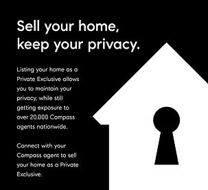Keep your privacy with Compass