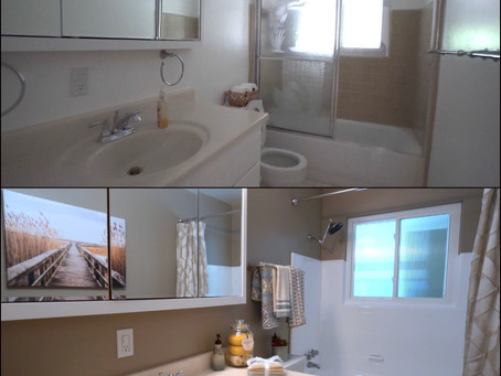 How To Refresh Your Bathroom on a Budget