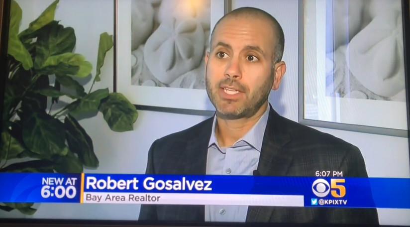 Real Estate News Expert, Robert Gosalvez.