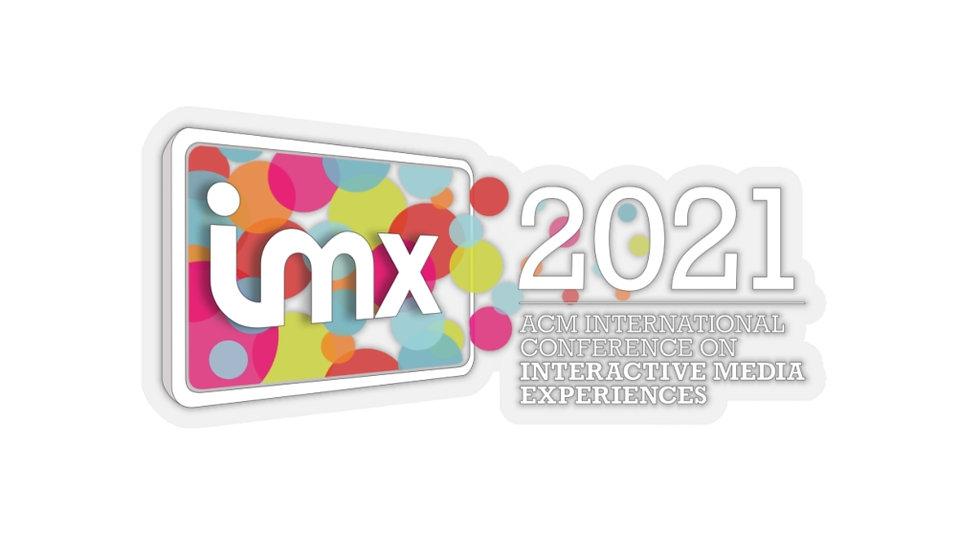 IMX Logo Sticker