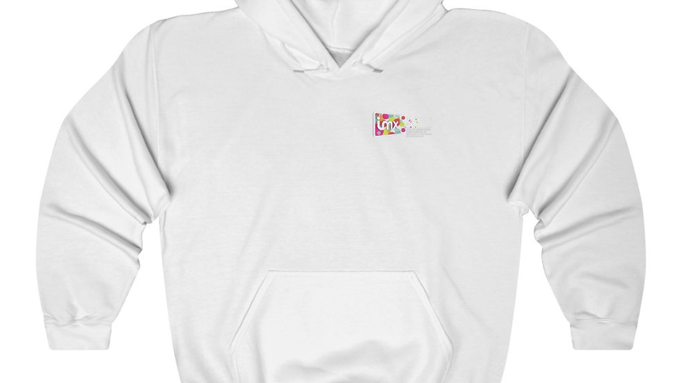 Hoodie w/ small logo-shipped from US (6 colors)