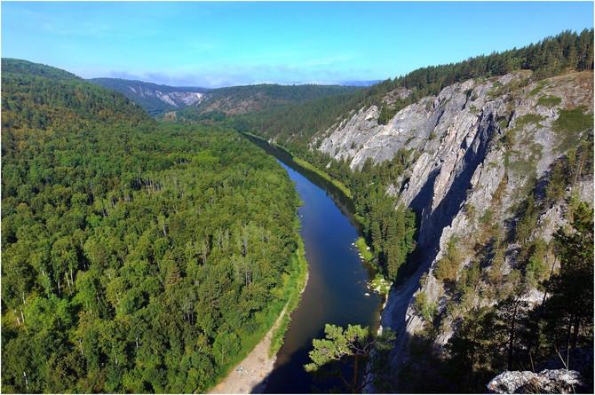 выезд общины на природу — сплав по реке Белая