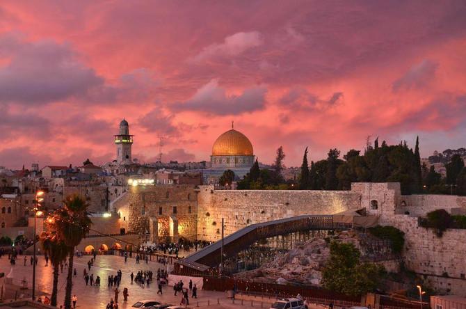 День Иерусалима 24 мая (дата для 2017 года)