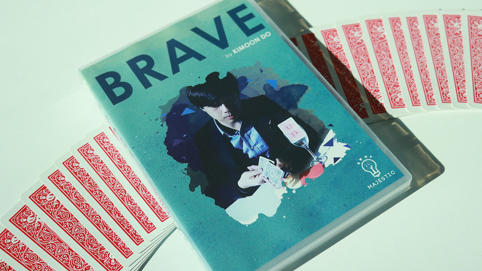 BRAVE Lecture DVD by Kimoon Do