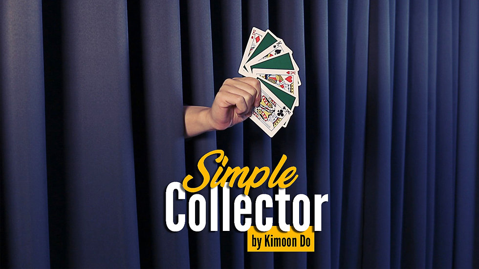 Simple Collector by Kimoon Do [Digital]