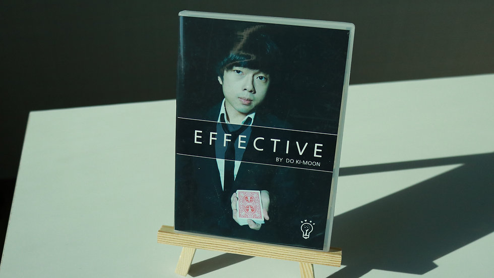 Effective Lecture DVD by Kimoon Do