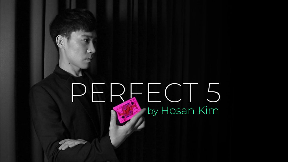 Perfect 5 by Hosan Kim [Digital]