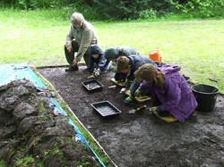 School Excavation