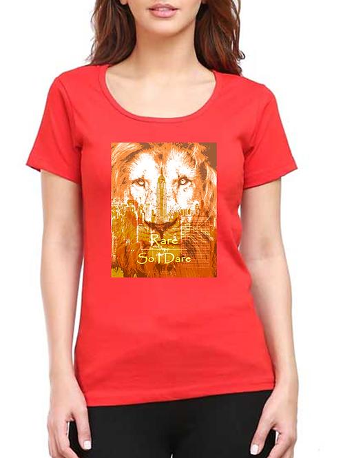 Rare - Ladies Cotton T-shirt