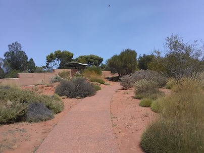 Urban parks and gardens
