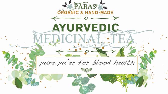 Tea, as medicine