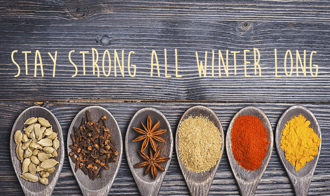 How to nourish yourself, this winter?!