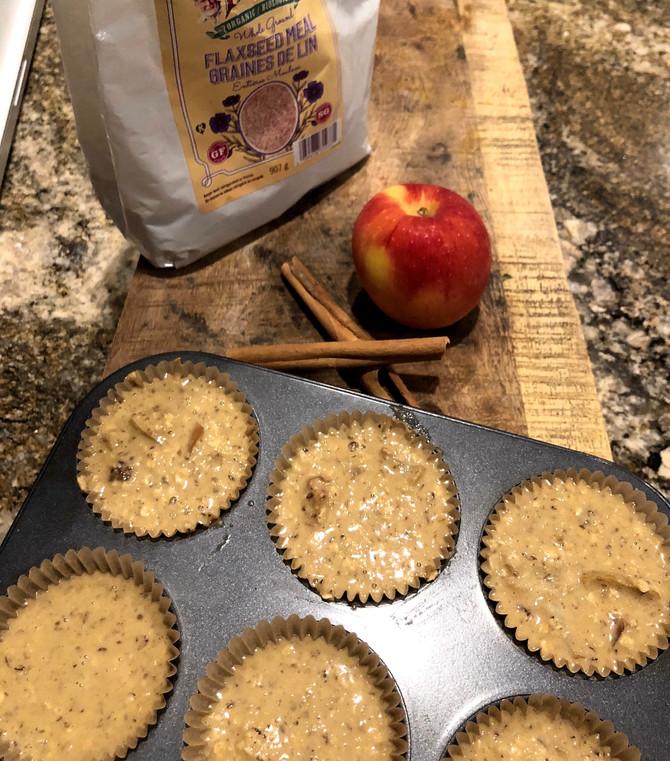 Wholesome Ayurvedic muffins