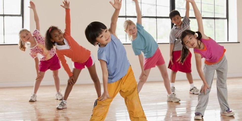 Kid's Yoga Class