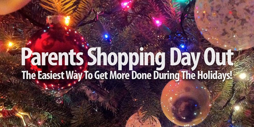 Santa Last Minute Shopping Day! Kid Drop Off!!
