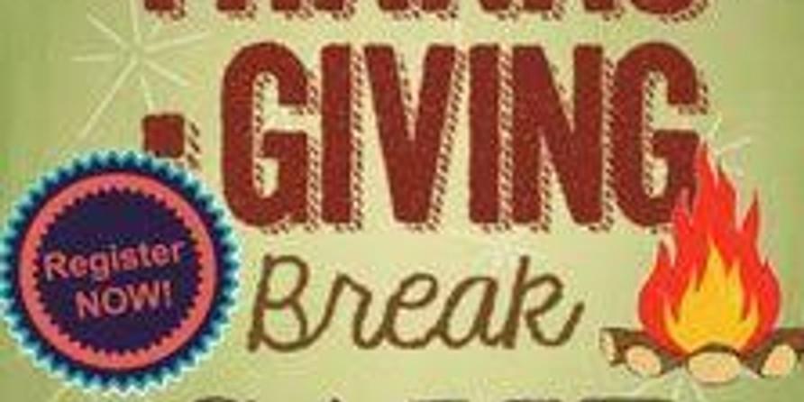 Thanksgiving Break Day Camp - Open to Public
