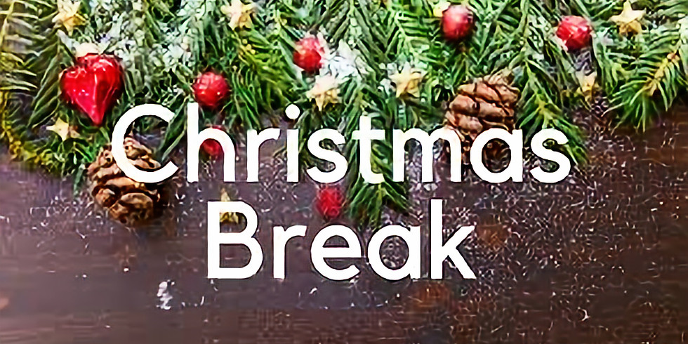 Christmas Break Day Camp - Open to Public