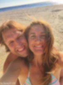 Happy Couple in Crete, Greece