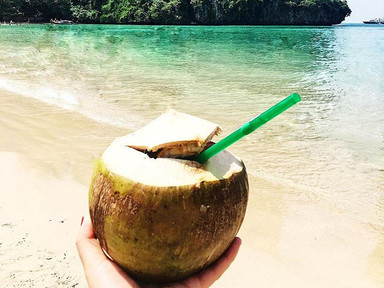 Back to that work grind, but wishing I was still sipping on fresh coconuts in paradise! ☀️☀️☀️ #railaybeach #krabithailand #amzthld #aroundt