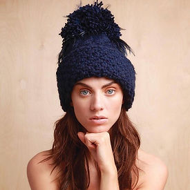 ☆Flashback☆ Navy #LynchMobHat, Featured _officialbrownthomas #Create2015 & #Create2016 ~ R