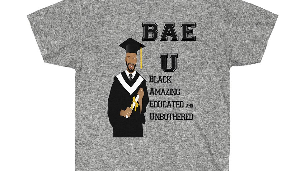 B.A.E. U shirt Men's Tee