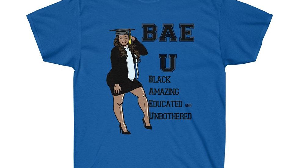 B.A.E. U shirt