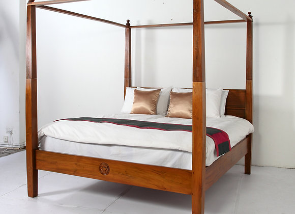 Neo Four Poster King Bed