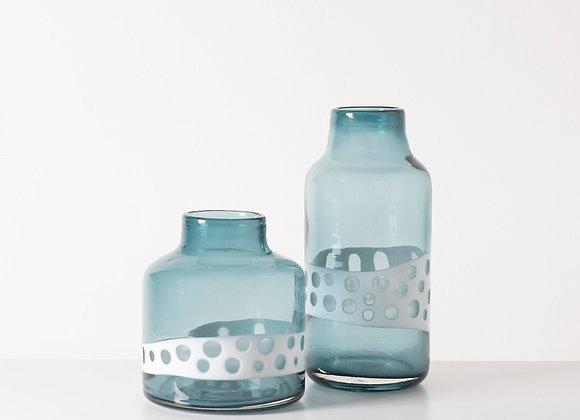 Dot Detail Jar (set of 2)
