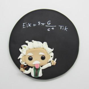 Quadrinho Einstein