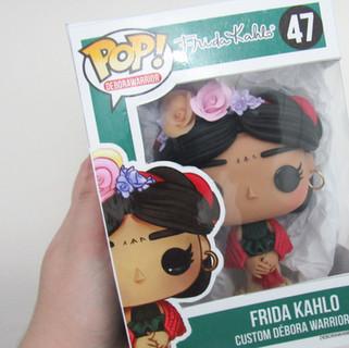 Frida Kahlo (com caixa)