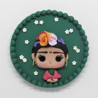 Quadrinho Frida Kahlo