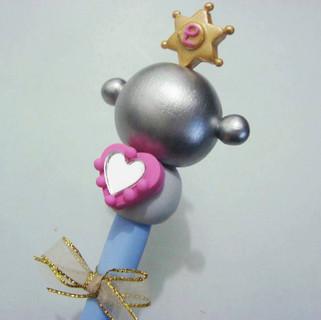 Caneta Sailor Pluto