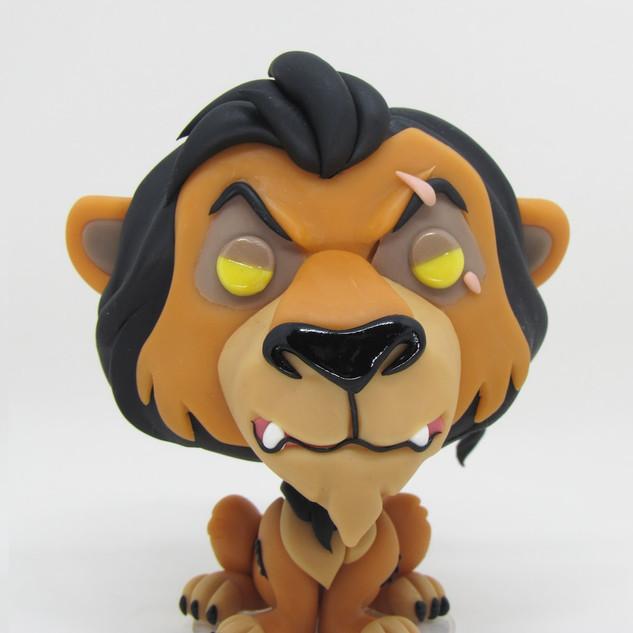 Scar - O Rei Leão
