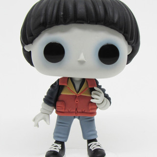 Will Byers Upside Down - Stranger Things