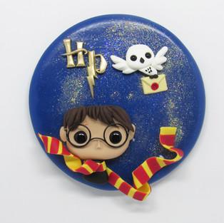 Quadrinho Harry Potter
