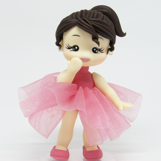 Bailarina Simples