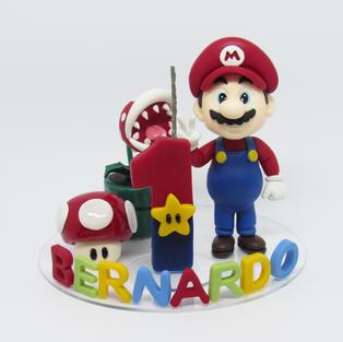 Topo de Bolo Mario