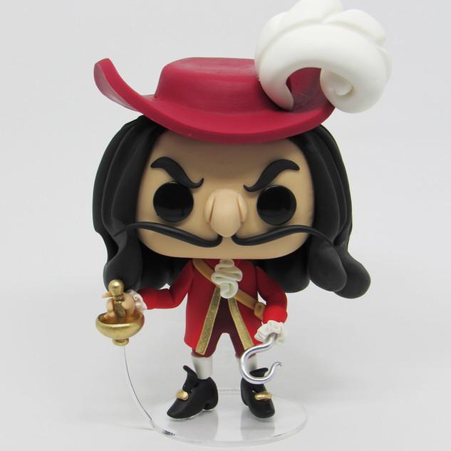 Capitão Gancho - Peter Pan
