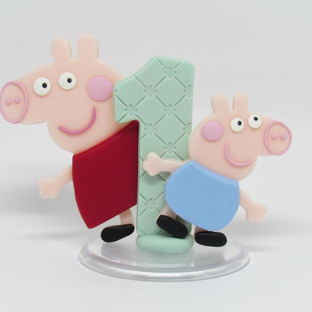 Vela Peppa Pig (simples)