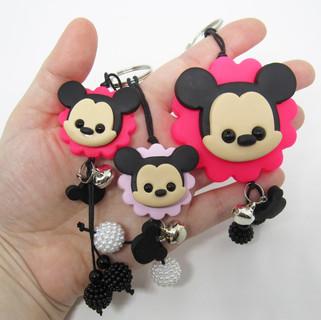 Chaveiro Mickey ou Minnie