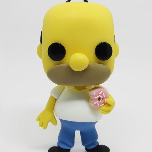 Homer - Os Simpsons
