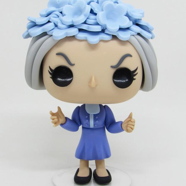 Dona Clotilde Bruxa do 71