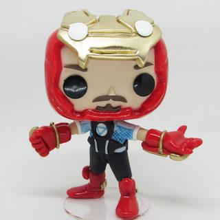 Homem de Ferro Capacete