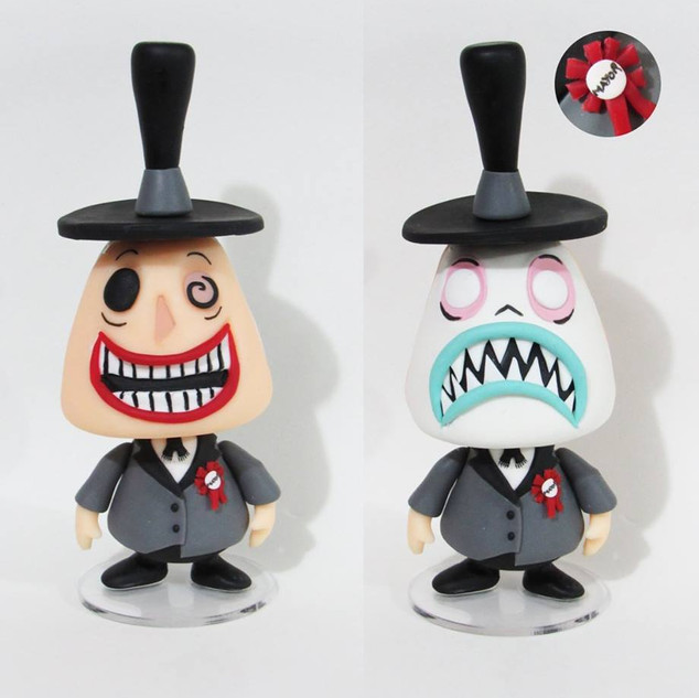 Mayor of Halloween Town - Nightmare Before Christmas