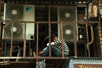 Space crunch, Mumbai