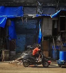 Kurla Street, South Bombay