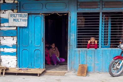Barot, Hill station. Himachal Pradesh