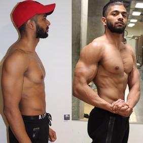 Impressive Transformation